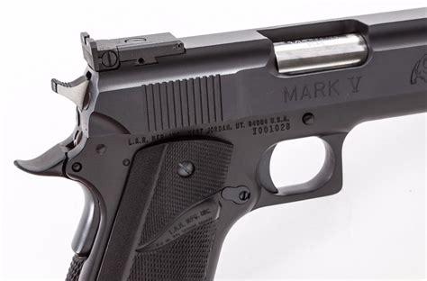 lar grizzly mk v semi automatic pistol