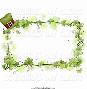 St Patricks Day Border Clip Art Www Imgkid Com The
