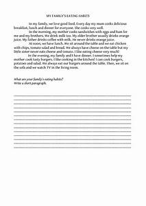 Healthy Eating Habits Essay boy doing his homework cartoon teaching jobs in creative writing home purchase offer cover letter