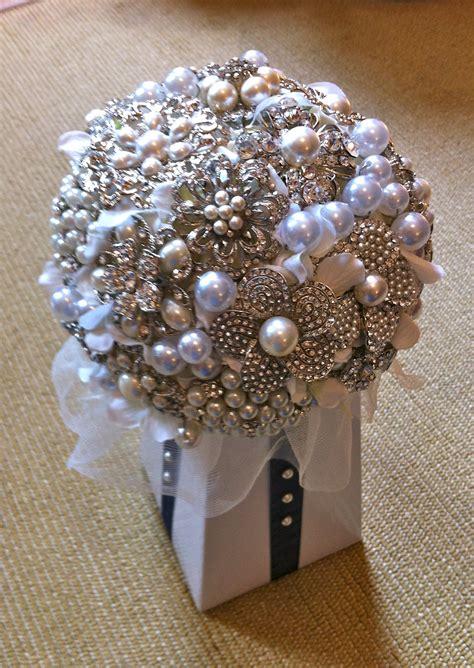 diy brooch bouquet page