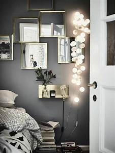 Deko Schlafzimmer Accessoires : schlafzimmer deko wand ~ Michelbontemps.com Haus und Dekorationen