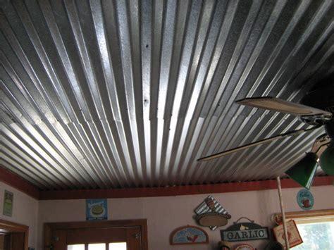 Corrugated Tin Ceiling   NeilTortorella.com