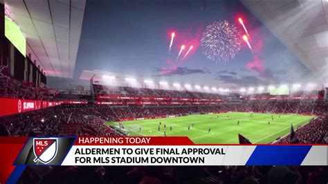 City leaders expected to make final vote on St. Louis MLS ...