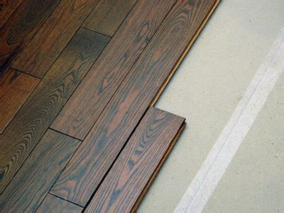 directions  installing laminate flooring howstuffworks