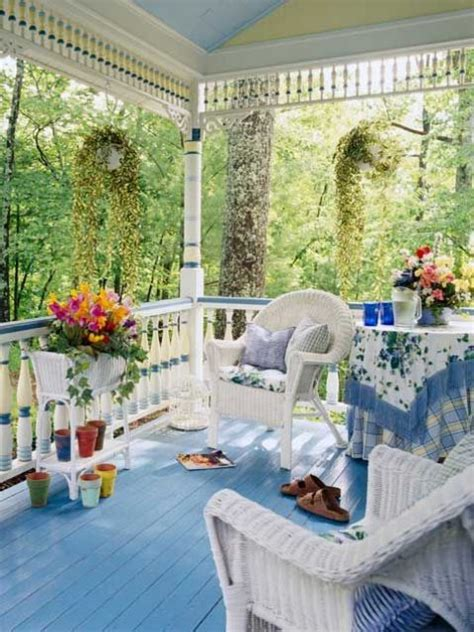 simple outdoor decorating ideas 36 joyful summer porch d 233 cor ideas digsdigs