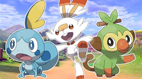Which Pokemon Sword And Shield Starter Will You Choose?