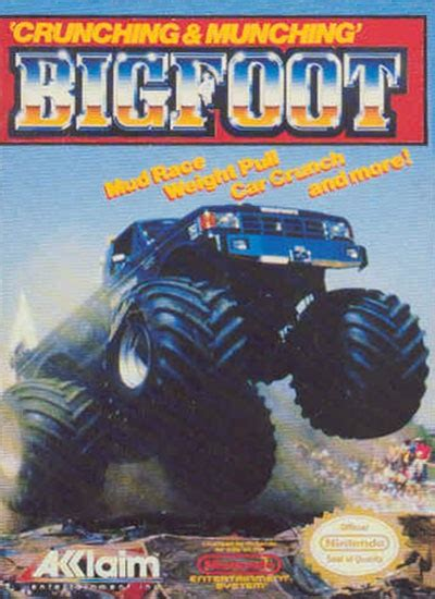 bigfoot monster truck game 72 best bigfoot monster truck images on pinterest