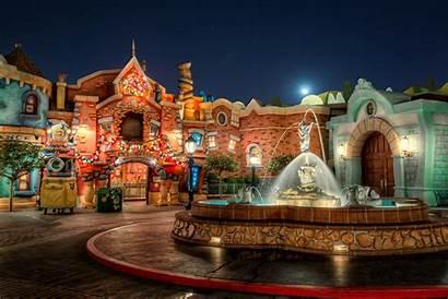 Disneyland Park Wallpapers Desktop Fountains Parks California