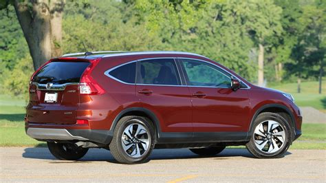 Honda Cr V Reviews by Review 2016 Honda Cr V