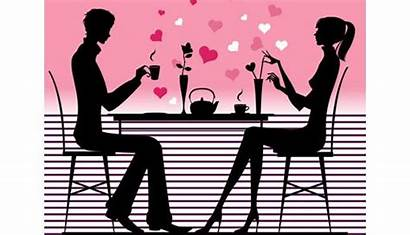Menu Valentine Meal Cooking Date Dinner Clipart