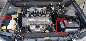 Fuse Box Diagram  U0026gt  Nissan Almera Ii  N16  2000