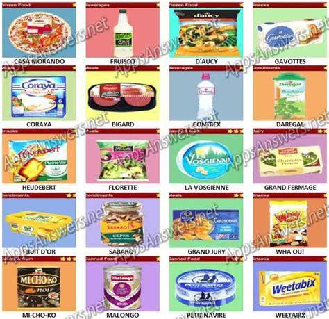 quiz cuisine food quiz lösung aller packs level trivia