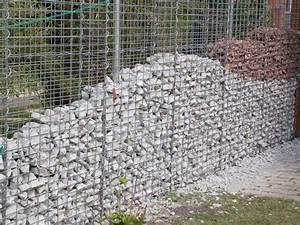 Gabionenzaun Selber Bauen : zaungabionen 1 6 hoch 1 0 lang zaungabionen ~ Lizthompson.info Haus und Dekorationen