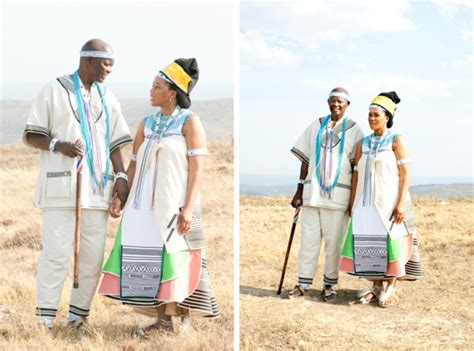 Traditional Xhosa Wedding By Monica Dart {tembakazi & Mateli}