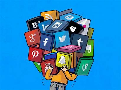 Redes Sociales Social Tendencias Sosial Este Resources