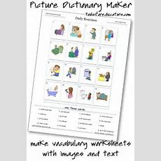 Action Verbs Picture Dictionary  Vocabulary  Pinterest  Action Verbs And Picture Dictionary