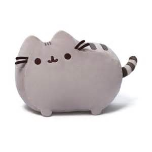 pusheen the cat stuffed animal pusheen the cat soft plush blossom and friends