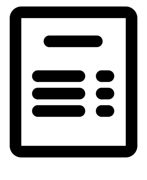 Library of bills icon clip art freeuse library png files ...