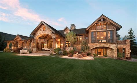 wood stone mansion   acres  snowmass village