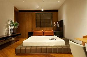 Interior for small bedroom home wall decoration and best for Luxury bedroom interior design india