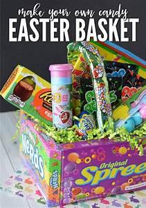 Raffle Box Ideas Diy Candy Easter Basket For Savings