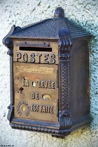 Boite Aux Lettres La Poste : r sultat de recherche d 39 images pour boite ptt ancienne ~ Melissatoandfro.com Idées de Décoration
