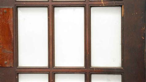 glass beveled panel french door olde good