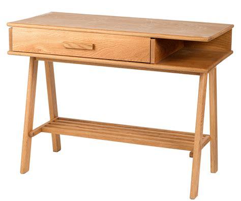 bureau bois naturel bureau buro bois naturel pols potten