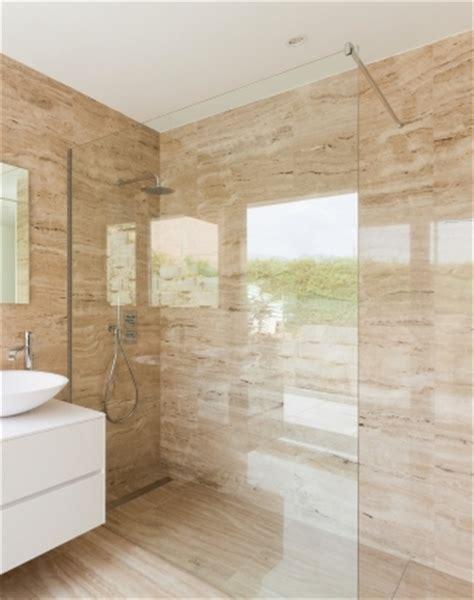 Offene Dusche Glaswand by Originelle Badezimmer Moderne Duschen Badezimmer
