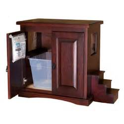 Cat Litter Box Furniture Cabinet