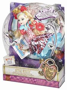 Amazon.com: Ever After High Way Too Wonderland Apple White ...
