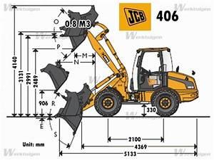JCB 406 - JCB - Machinery Specifications - Machinery