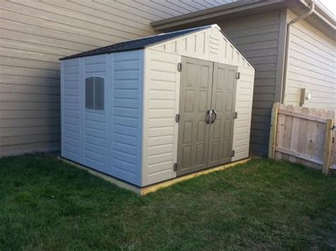 10 x 10 resin shed us leisure 10 ft x 8 ft keter stronghold resin storage