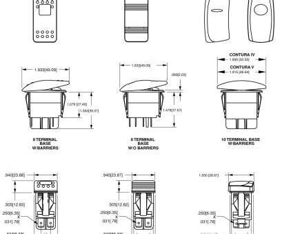 Nice Carling Toggle Switch Wiring Diagram Collections