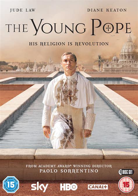 young pope dvd zavvicom