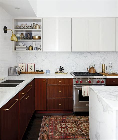 cuisine bicolore mobilier de cuisine bicolore pour donner vie à endroit