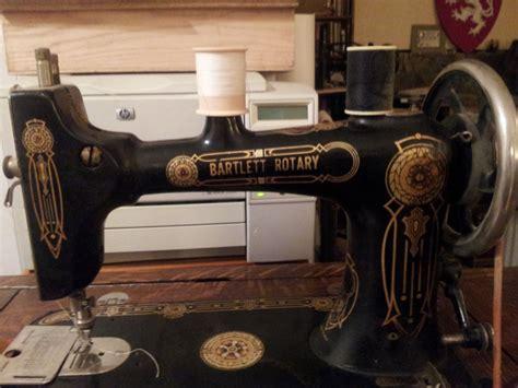 bartlett rotary treadle