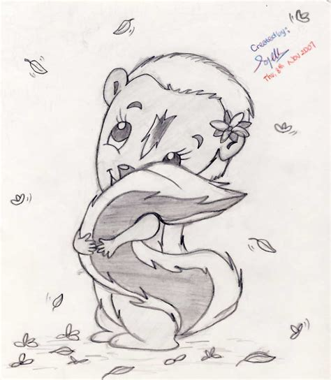 skun y 2 5 draw skunks www imgkid the image kid has it