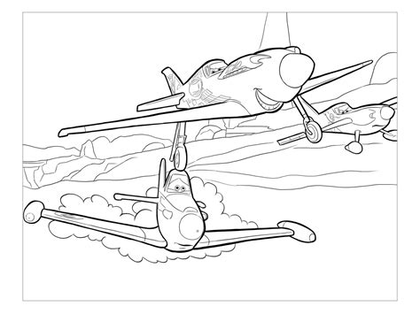 Kleurplaat Skipper by Disney Planes Skipper Coloring Pages Coloring Pages