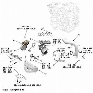 Hyundai Sonata  Exhaust Manifold Components And Components