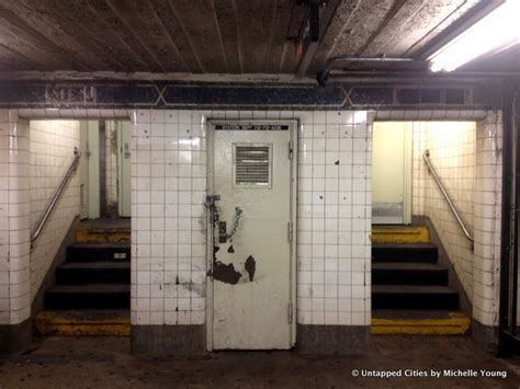 hold it in why are most bathrooms in the nyc subway