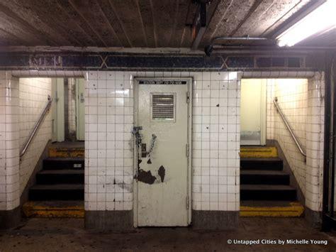 hold      bathrooms   nyc subway