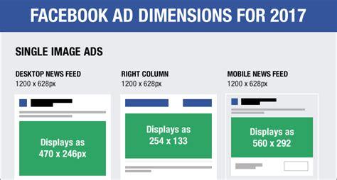 Ad Image Size Ad Image Size Social Media Marketing
