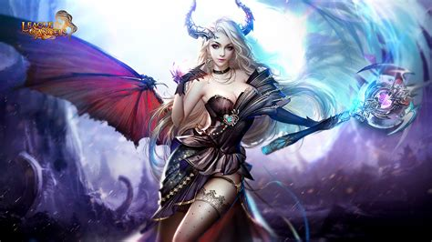 League Of Angels  Best Rpg Browser Game League Of Angels