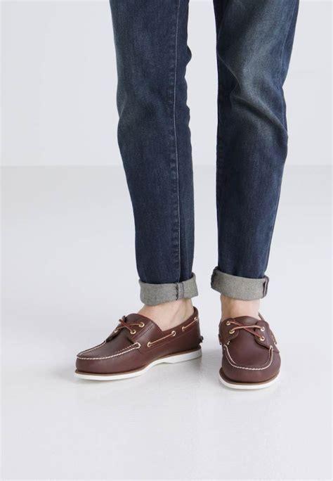 Timberland Boat Shoes Zalando by Timberland Chaussures Bateau Brown Zalando Fr