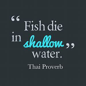 Picture Thai Proverb About Resources