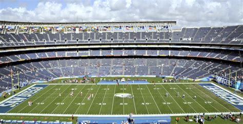 San Diego Chargers Announce Plan For Downtown Stadium And