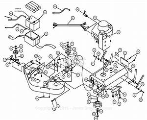Billy Goat Fm3301 Parts Diagram For Engine Assembly