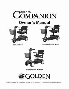 Companion Owner Manual