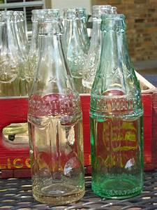 Vintage, Missouri, Coke, Bottles